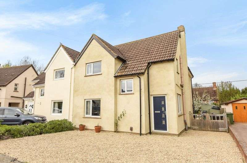 4 Bedrooms Semi Detached House for sale in Bowyer Road, Abingdon