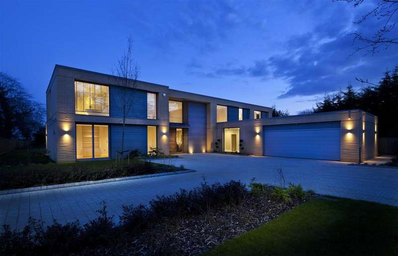 6 Bedrooms Detached House for sale in Fox Lane, Boars Hill