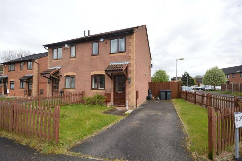 2 Bedrooms Semi Detached House for sale in Birchtrees Drive, Birmingham