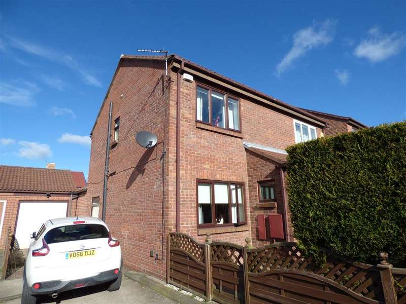 2 Bedrooms Semi Detached House for sale in Tulip Court, Penshaw
