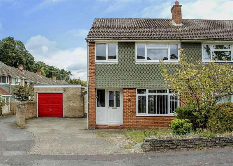 3 Bedrooms Semi Detached House for sale in Brunswick, Bracknell, Berkshire