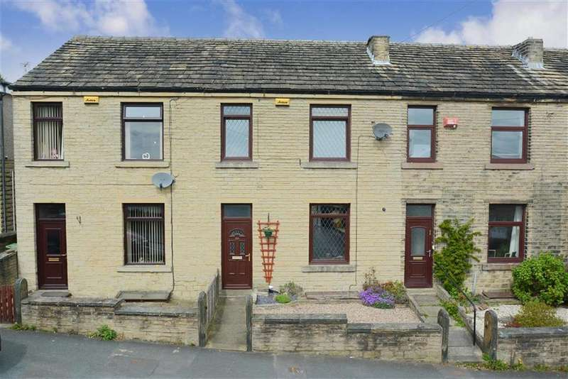 3 Bedrooms Terraced House for sale in Netheroyd Hill Road, Fixby, Huddersfield, HD2