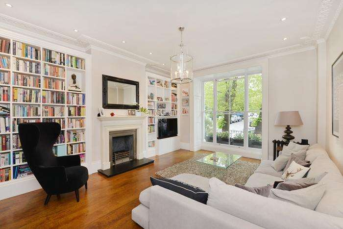 3 Bedrooms Apartment Flat for sale in Talbot Road, Notting Hill W2