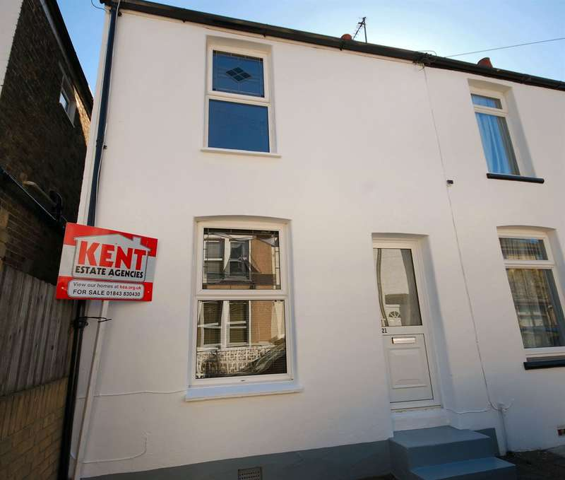 2 Bedrooms Terraced House for sale in Speke Road, Broadstairs