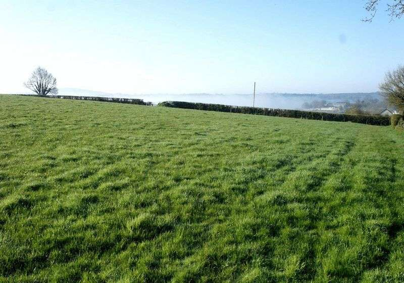 Property for sale in Land at Treburley