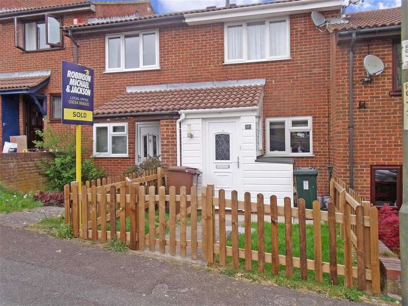 2 Bedrooms Terraced House for sale in Ramillies Close, Walderslade, Chatham, Kent