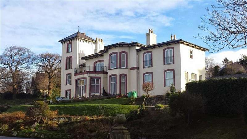 2 Bedrooms Apartment Flat for sale in Conway Road, Penmaenmawr, Conwy