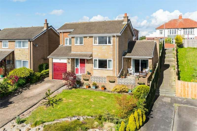 4 Bedrooms Detached House for sale in Lark Hill, BATLEY, West Yorkshire