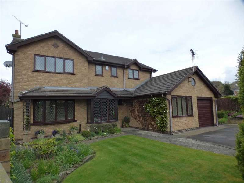 5 Bedrooms Detached House for sale in 10, Browning Close, Cheadle
