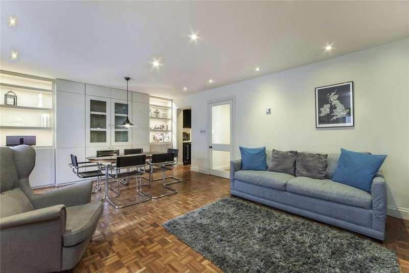 2 Bedrooms Flat for sale in College Cross, Islington, London