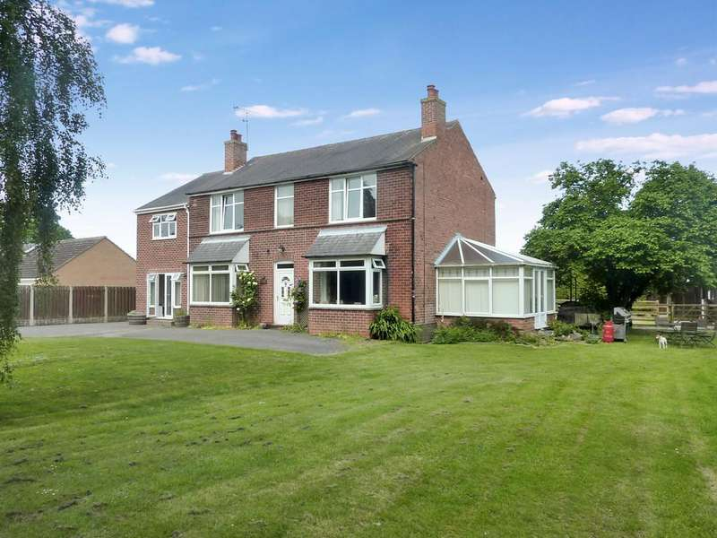 4 Bedrooms Detached House for sale in Laneham Street, Rampton, Retford, Notts.