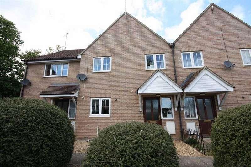 3 Bedrooms Terraced House for sale in La Salle Close, Ipswich