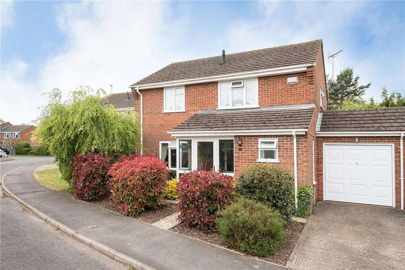4 Bedrooms Detached House for sale in Wood Pond Close, Seer Green, Beaconsfield, Buckinghamshire, HP9