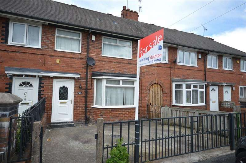 3 Bedrooms Town House for sale in Winrose Garth, Leeds, West Yorkshire