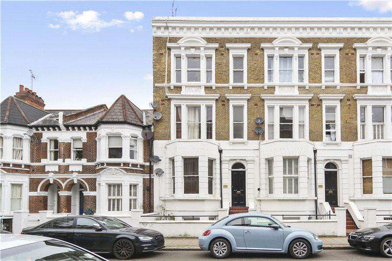 Studio Flat for sale in Lakeside Road, London, W14