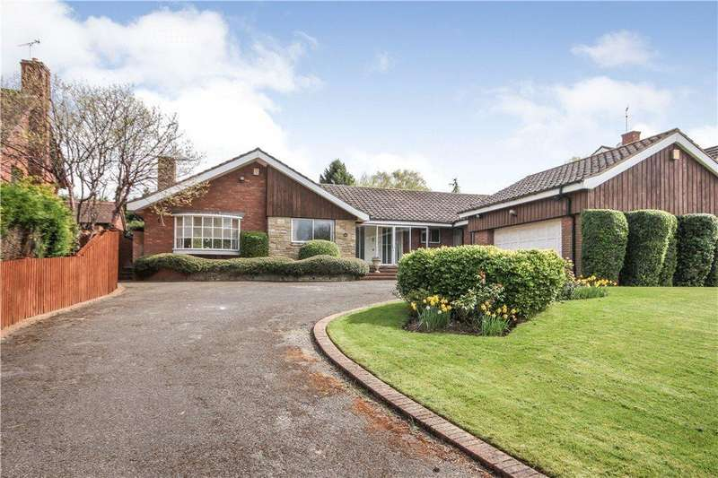 3 Bedrooms Detached Bungalow for sale in Worcester Lane, Stourbridge, West Midlands, DY9