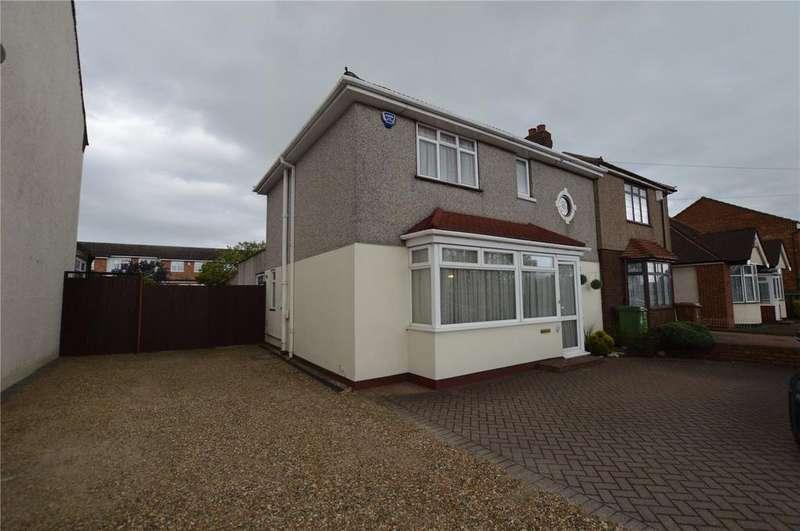 4 Bedrooms Link Detached House for sale in Blackfen Road, Sidcup, Kent, DA15