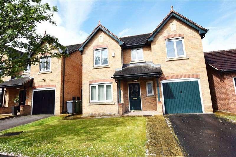 4 Bedrooms Detached House for sale in Stradbroke Way, Leeds, West Yorkshire