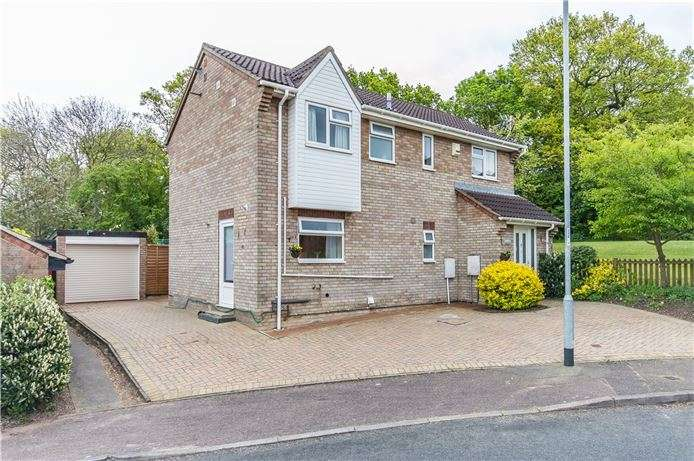 3 Bedrooms Detached House for sale in Hillcrest, Bar Hill, Cambridge