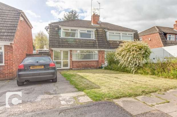 3 Bedrooms Semi Detached House for sale in West Vale, Neston, Cheshire