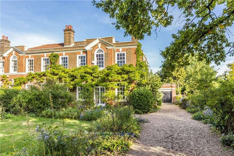 4 Bedrooms Semi Detached House for sale in Dulwich Common, Dulwich, London, SE21