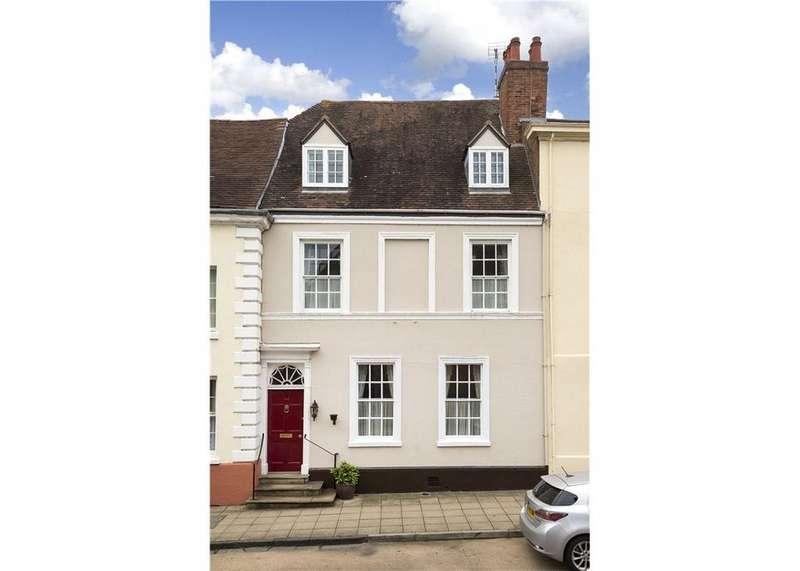 6 Bedrooms House for sale in High Street, Warwick, Warwickshire, CV34
