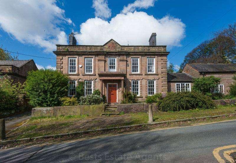 5 Bedrooms Unique Property for sale in Castle Road, Halton Village, Runcorn