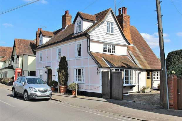 4 Bedrooms Detached House for sale in Felsted, Essex