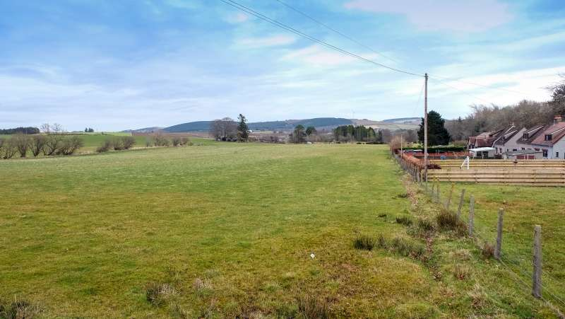 Plot Commercial for sale in Bognie Place, Bognie, Huntly, Aberdeenshire, AB54 6BF
