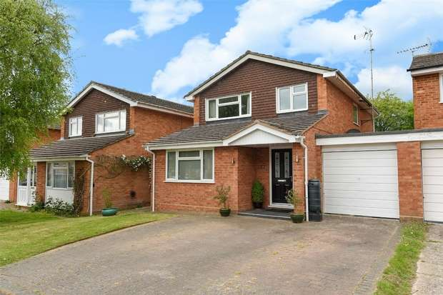 4 Bedrooms Link Detached House for sale in Proctors Road, WOKINGHAM, Berkshire