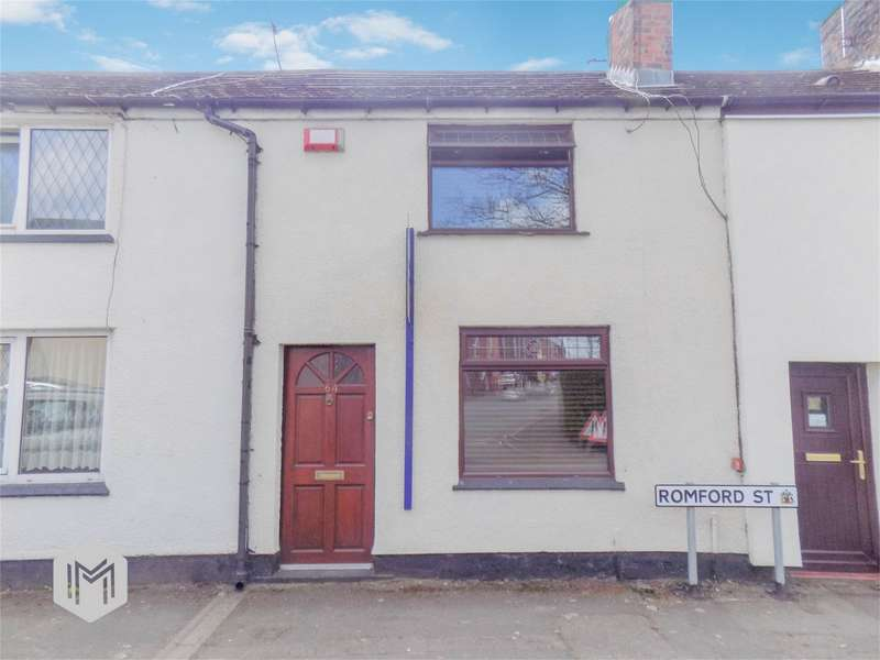 2 Bedrooms Cottage House for sale in Chapel Green Road, Hindley, Wigan, Lancashire