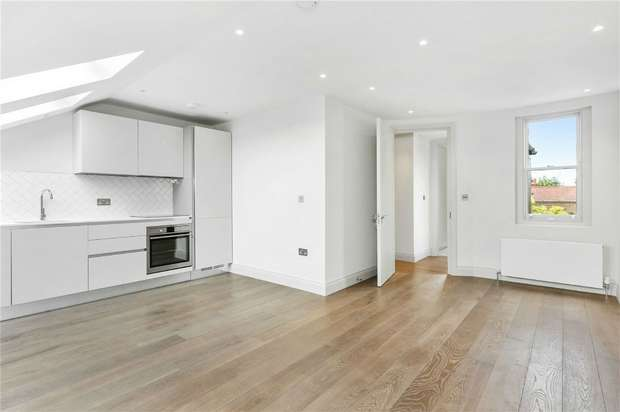 1 Bedroom Flat for sale in Willcott Road, Acton