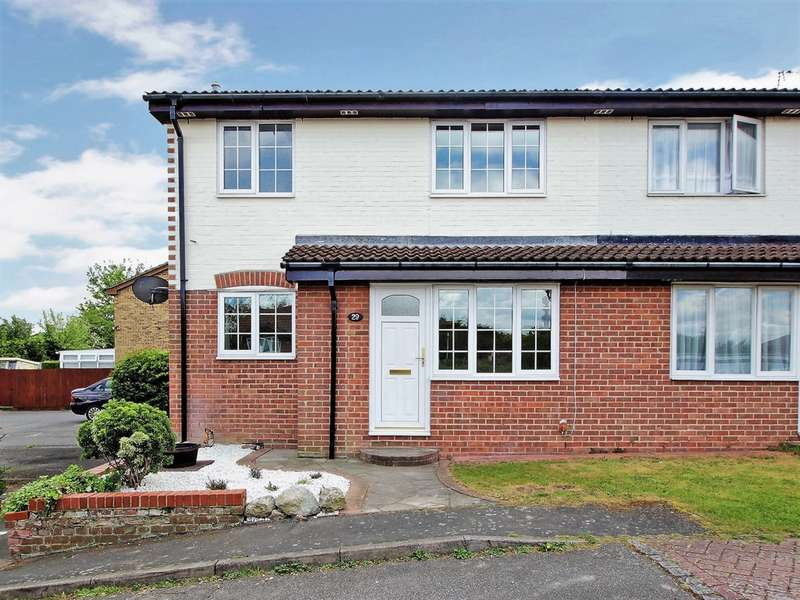 1 Bedroom End Of Terrace House for sale in Brewers Field, Dartford, DA2