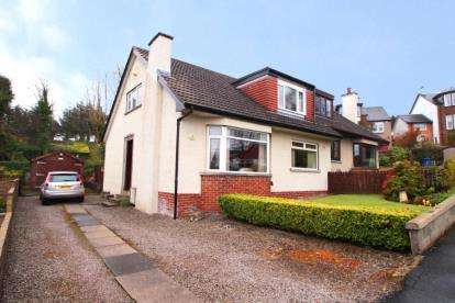 3 Bedrooms Semi Detached House for sale in Kenbank Crescent, Bridge of Weir