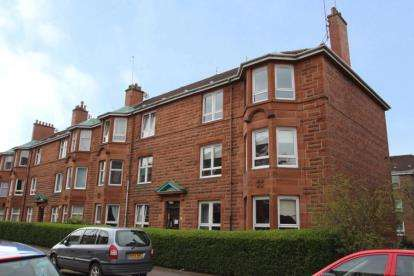 2 Bedrooms Flat for sale in Quentin Street, Glasgow