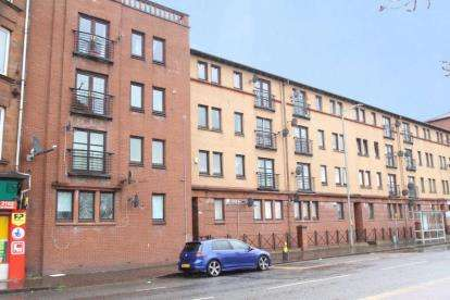 2 Bedrooms Flat for sale in Dumbarton Road, Yoker, Glasgow