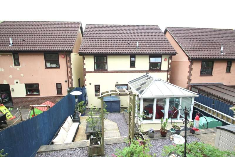 4 Bedrooms Detached House for sale in Eggbuckland, Plymouth