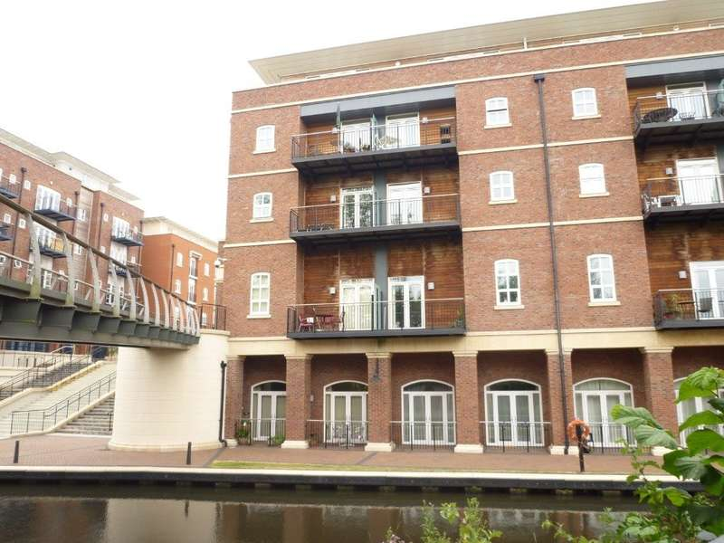 2 Bedrooms Flat for sale in Waters Edge, Waterside, Dickens Heath