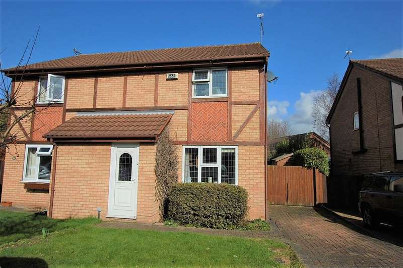 3 Bedrooms Semi Detached House for sale in Lucerne Close, Huntington, Chester