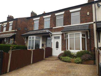 2 Bedrooms Terraced House for sale in Park Road, Golborne, Warrington, Cheshire
