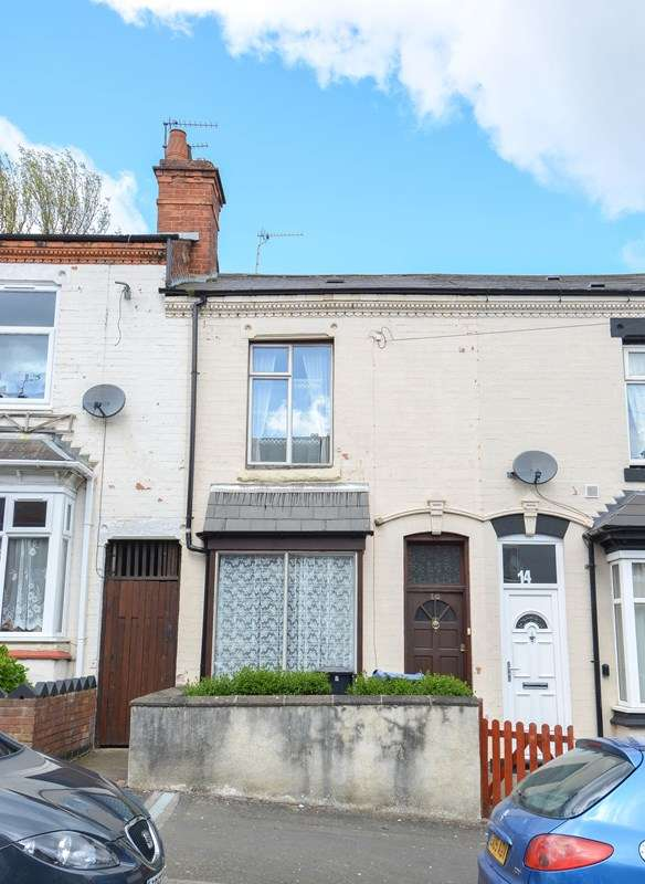 2 Bedrooms Terraced House for sale in Sabell Road, Smethwick