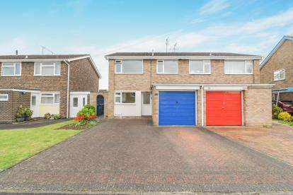 3 Bedrooms Semi Detached House for sale in Berryfield Road, Evesham, Worcestershire, Evesham
