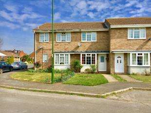 2 Bedrooms Terraced House for sale in St. Georges Walk, Eastergate, Chichester, West Sussex