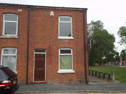 2 Bedrooms End Of Terrace House for sale in Spring Street, Wigan, Greater Manchester, WN1