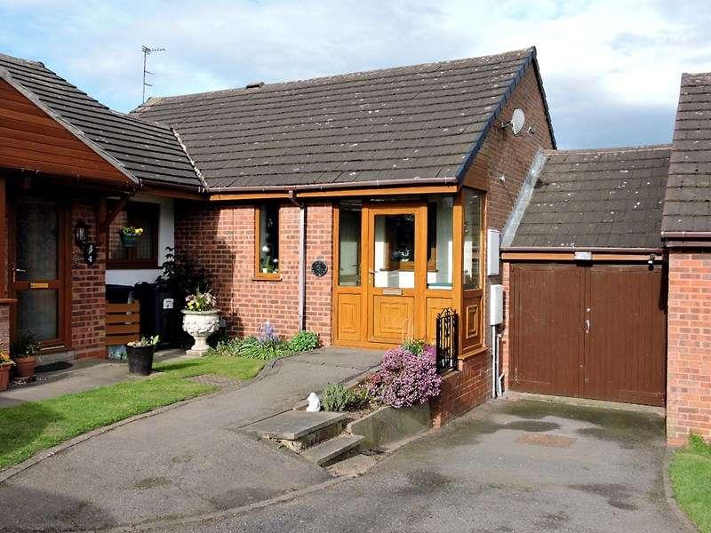 2 Bedrooms Bungalow for sale in Bells Farm Close, Druids Heath, Birmingham