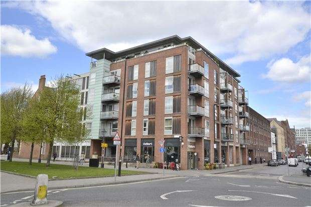 1 Bedroom Flat for sale in Queen Square Apartments, BRISTOL, BS1 4AP