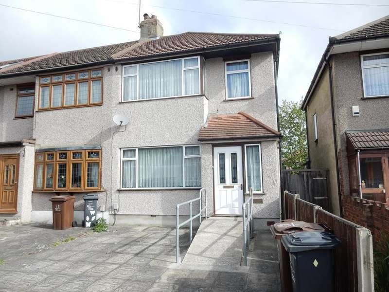 3 Bedrooms End Of Terrace House for sale in Auriel Avenue, Dagenham, Essex, RM10 8BT