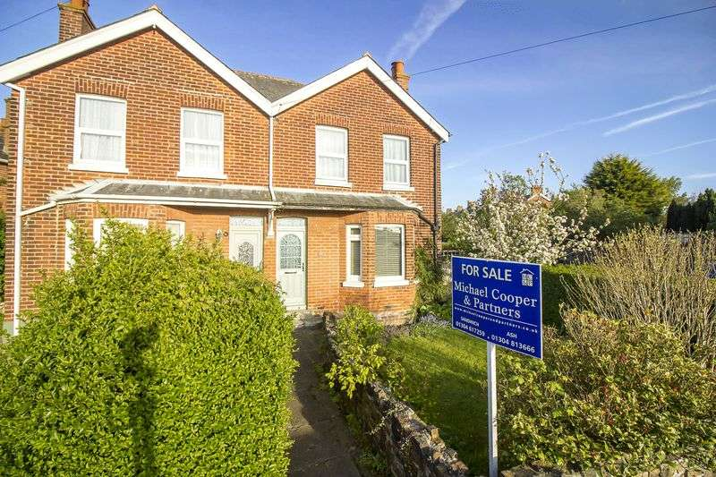 3 Bedrooms Semi Detached House for sale in Attractive, Victorian style three bedroom semi-detached house