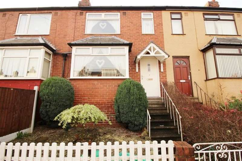 3 Bedrooms Terraced House for sale in Aston Terrace, Bramley, LS13