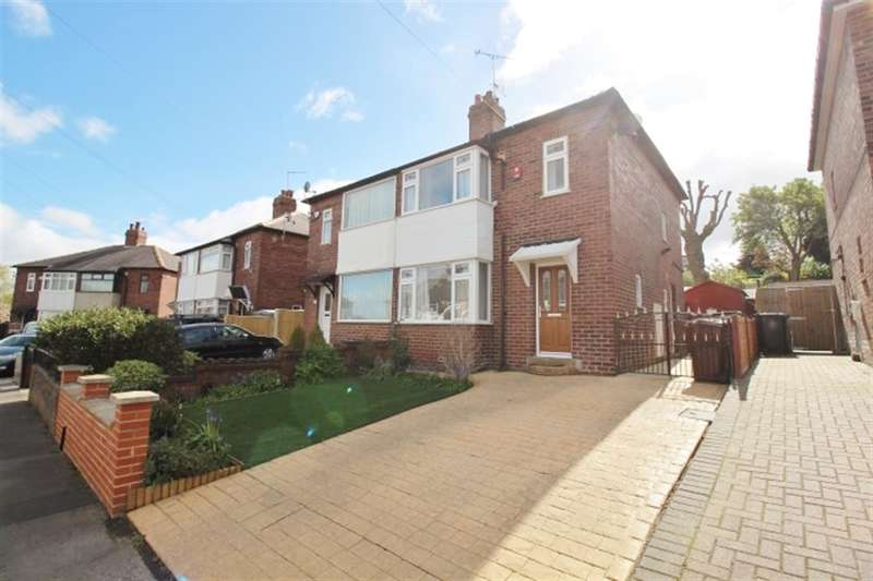 3 Bedrooms Semi Detached House for sale in Calverley Avenue, Bramley, LS13